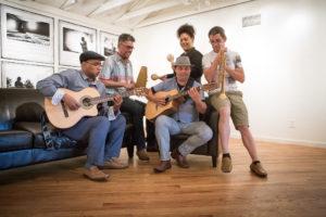 Pellejo Seco Quintet @ Point San Pablo Harbor
